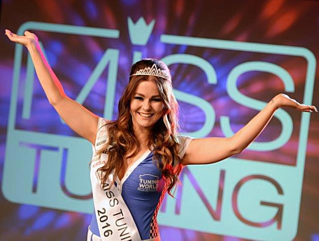 Julia gewinnt auf der TWB