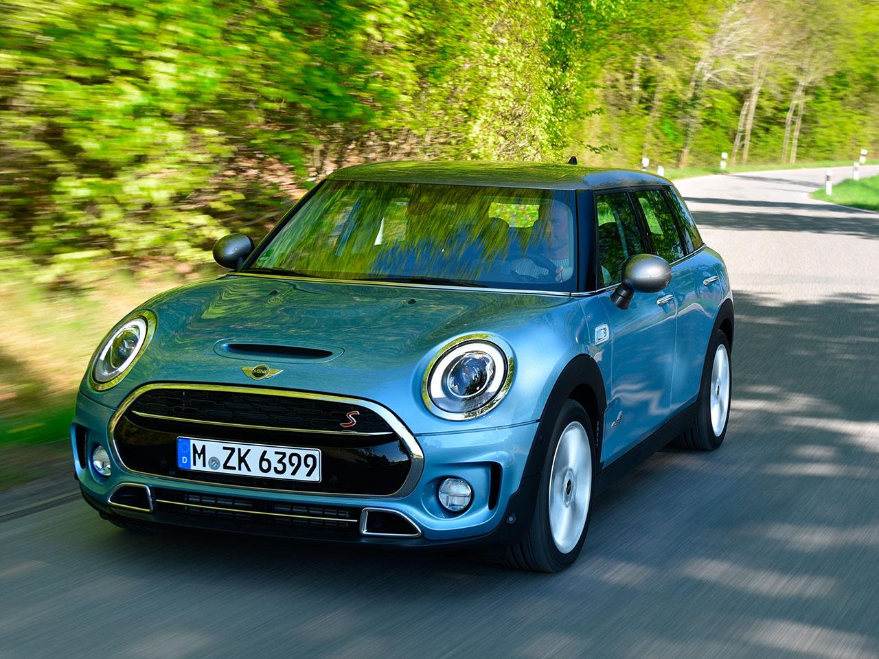 Neuer Mini Clubman All4 2016 Erste Fahrt Autozeitungde