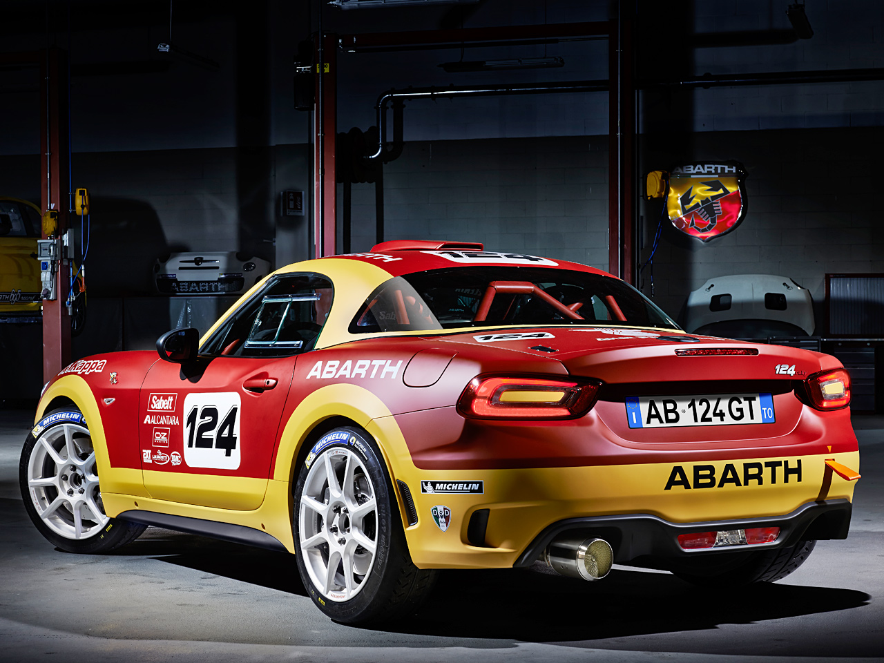 Abarth 124 Spidergt 2016 Preis Motor Autozeitungde