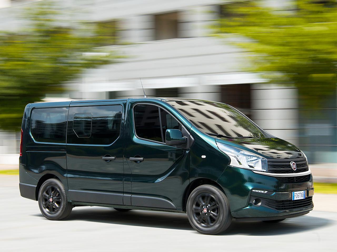 New Mercedes Suv >> Fiat Talento (2016): Preis und Marktstart | autozeitung.de