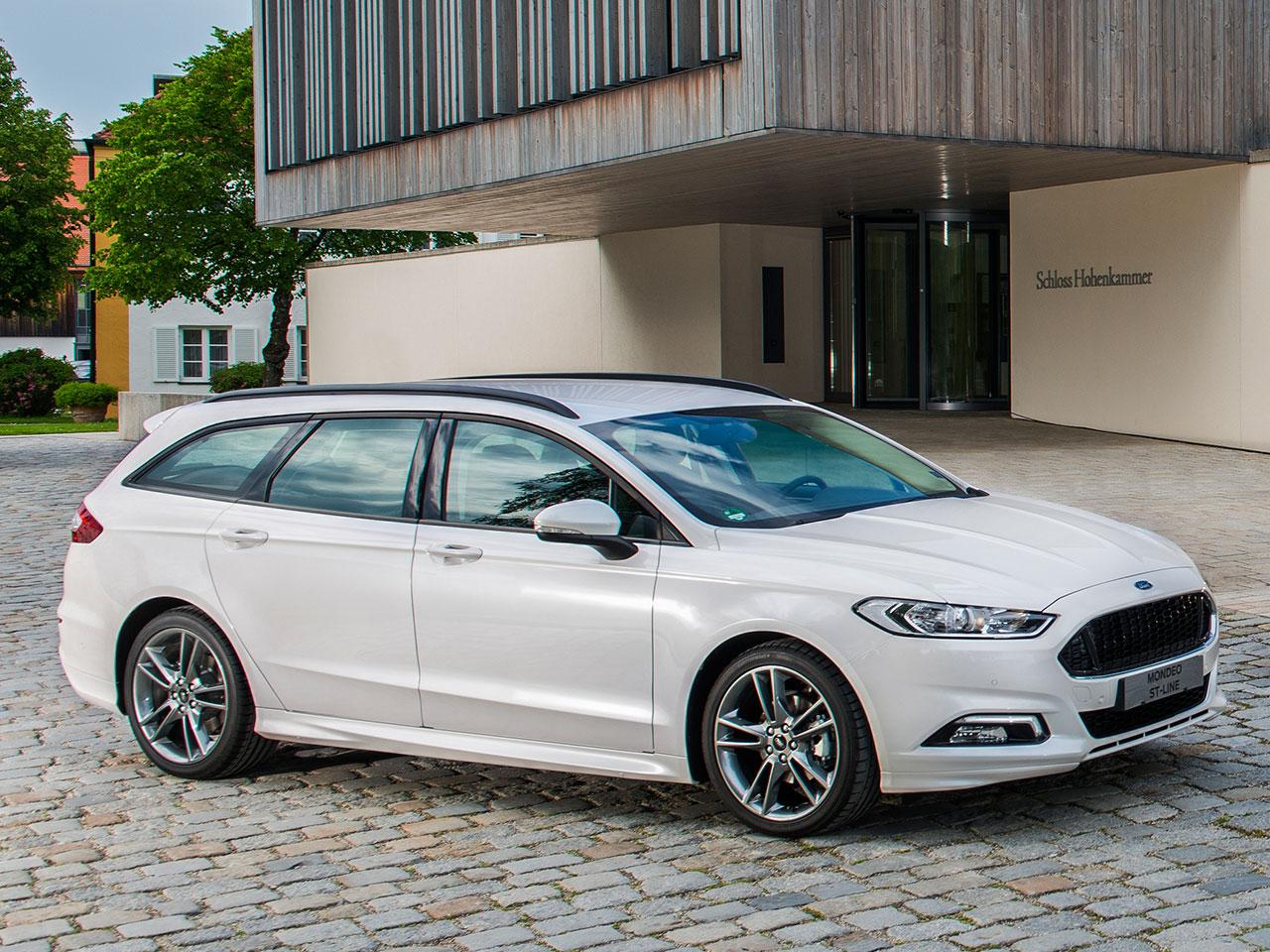 Kia Las Vegas >> Ford Mondeo: ST-Line-Sportpaket   autozeitung.de