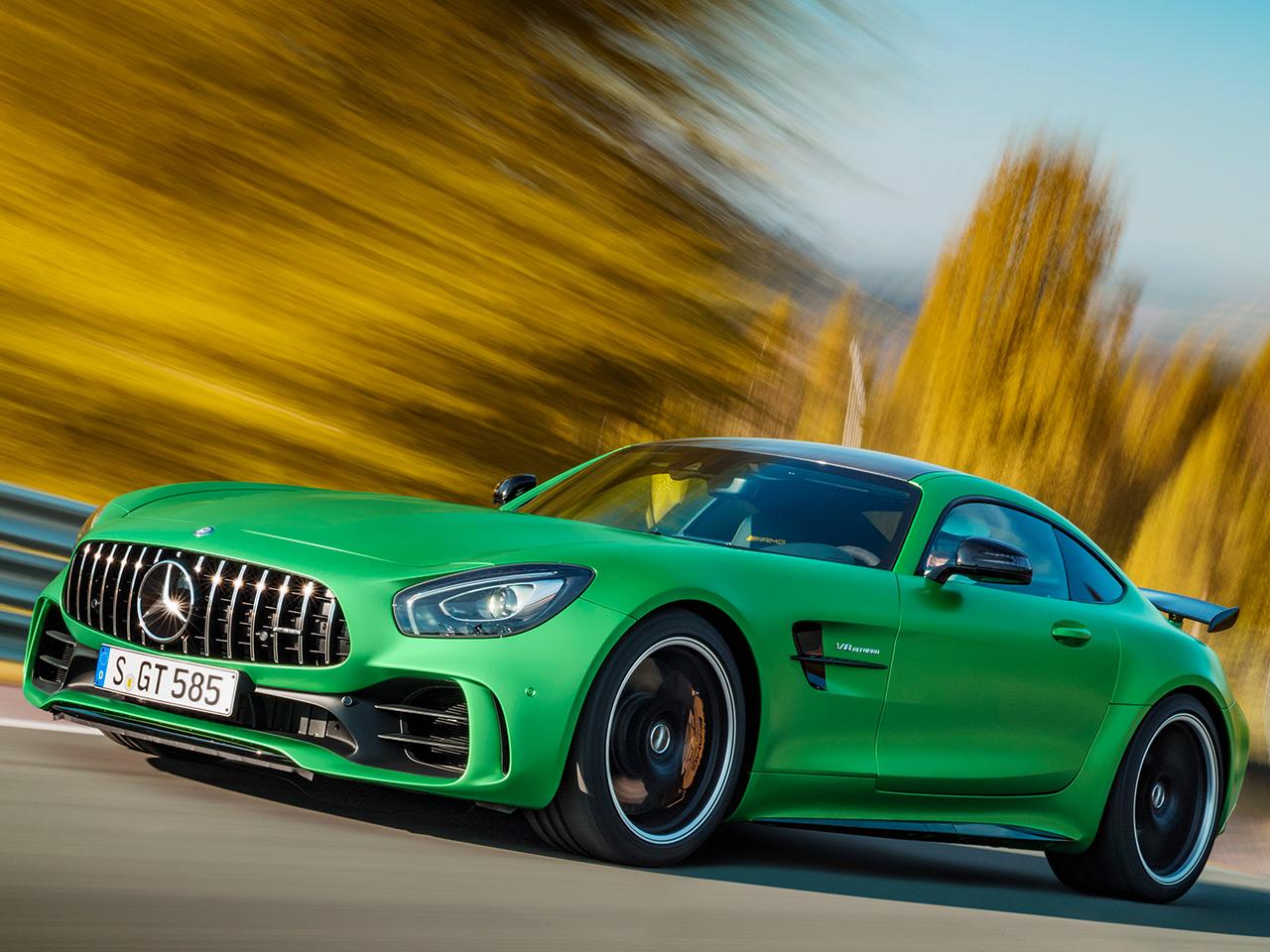 Mercedes Sls Amg Gt >> Mercedes Amg Gt R 2016 Preis Motor Autozeitung De
