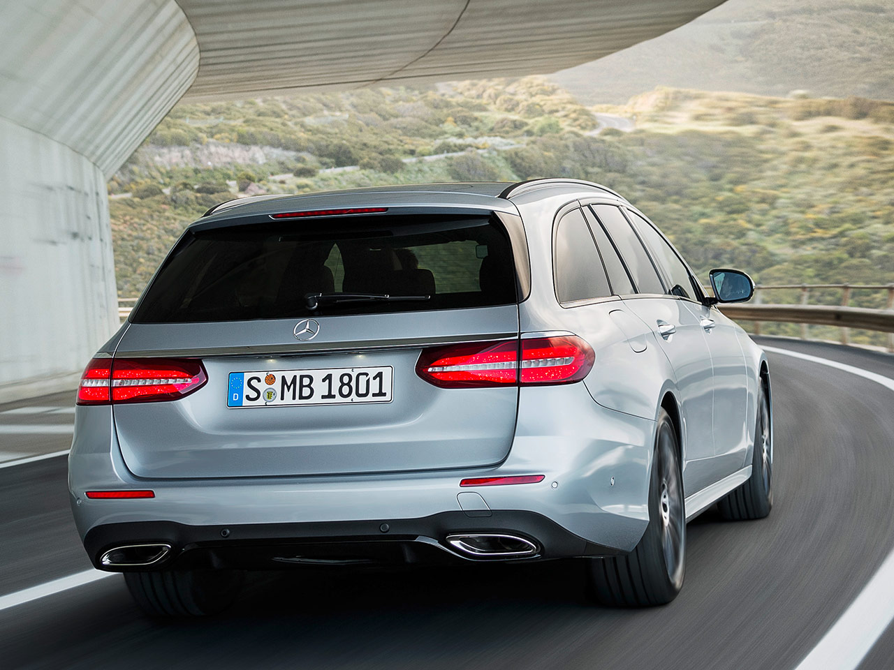 Mercedes E Klasse T Modell 2016 Preis Update Autozeitungde