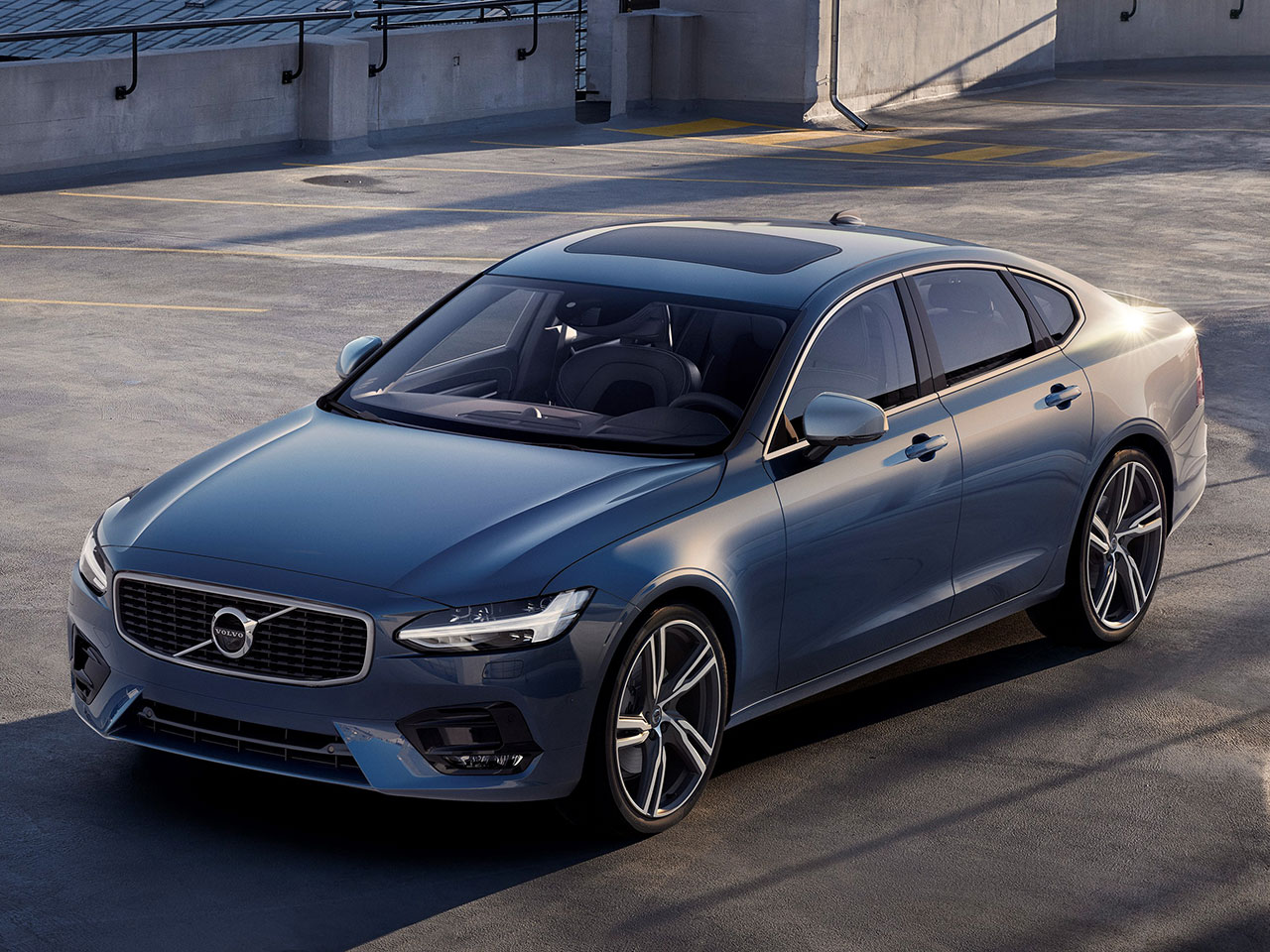 2020 Volvo S90 Release Date and Concept