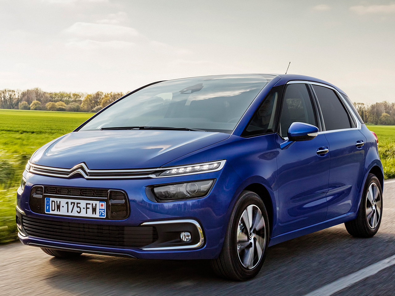 Citroen c4 picasso facelift 2016 preis autozeitungde for Cafissimo neues modell
