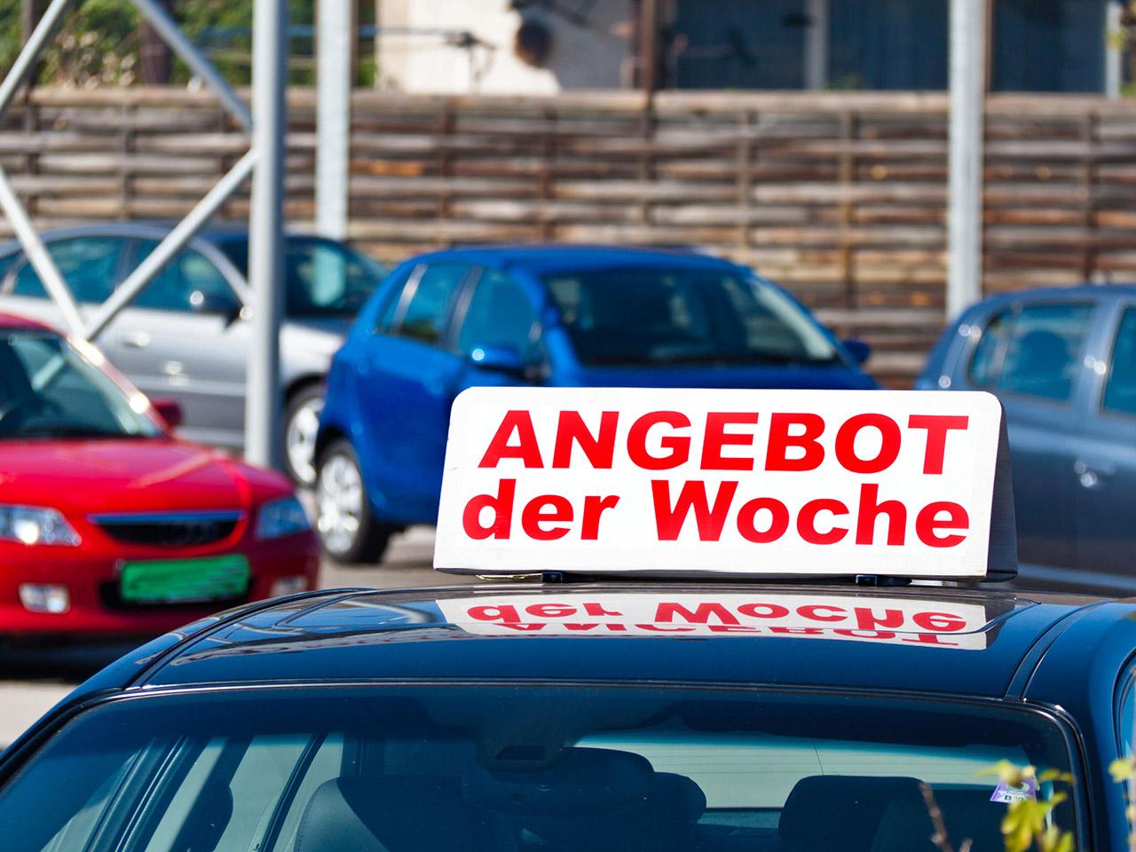 Gebrauchtwagen Kaufen Darauf Achten Update Autozeitungde