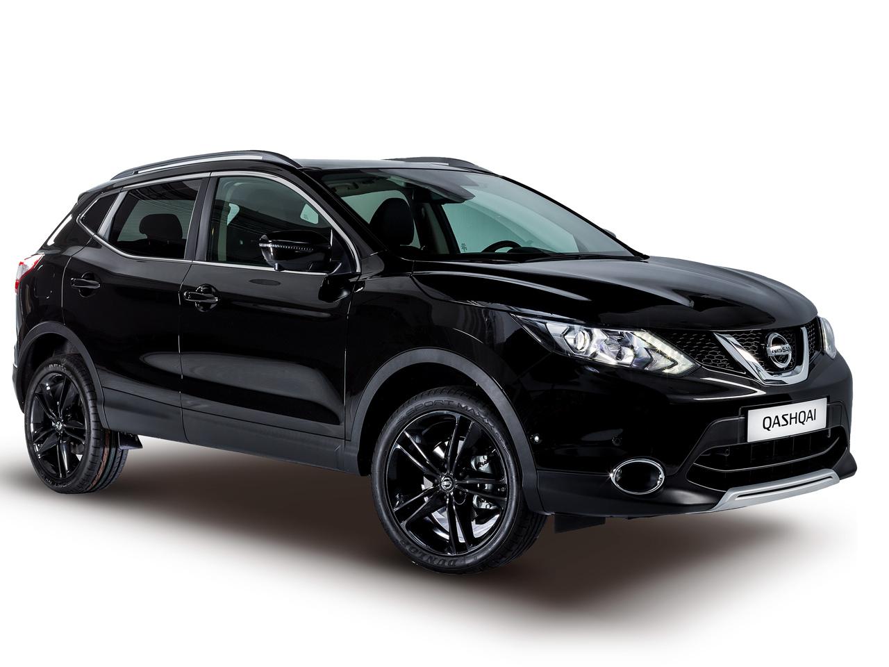 Nissan Qashqai Black Edition 2016 Autozeitung De