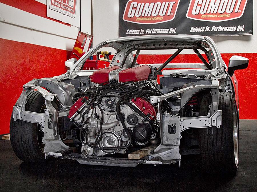Toyota Gt86 Tuning Mit Ferrari Motor Autozeitung De