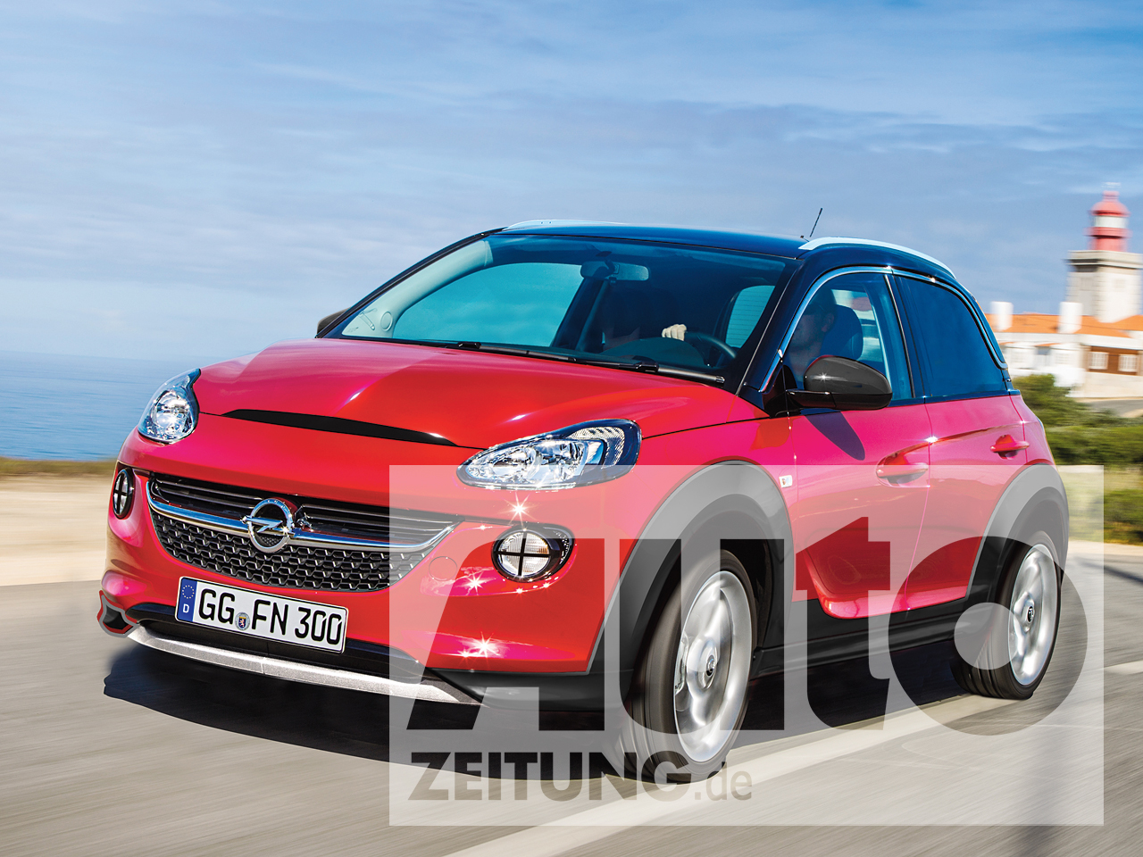 2020 Opel Adam Rocks Specs and Review