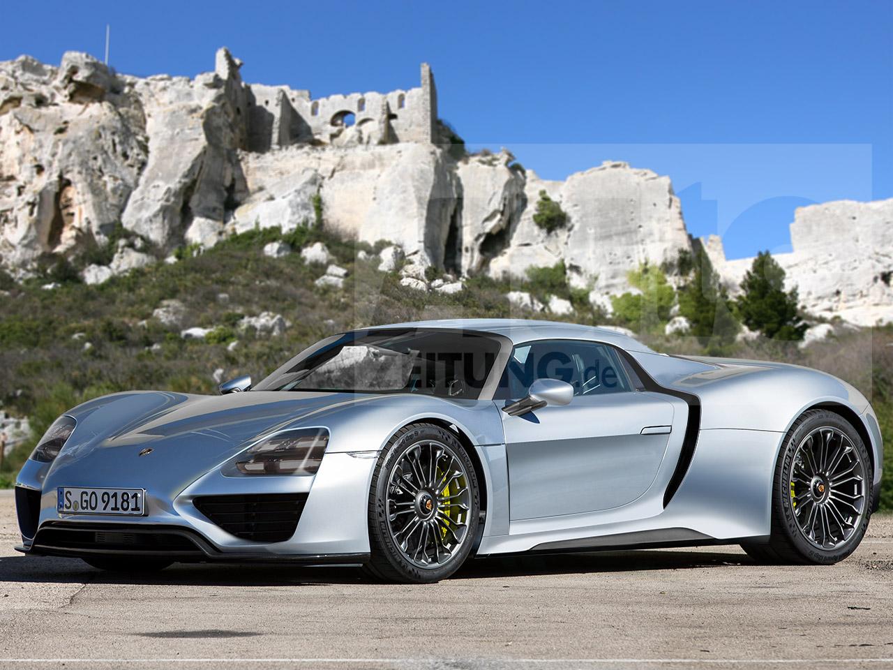 2020 Porsche 960 Concept
