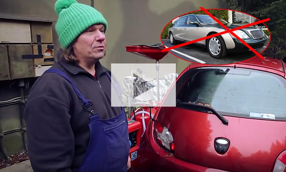 Manni Ludolfs Maybach Video Autozeitung De