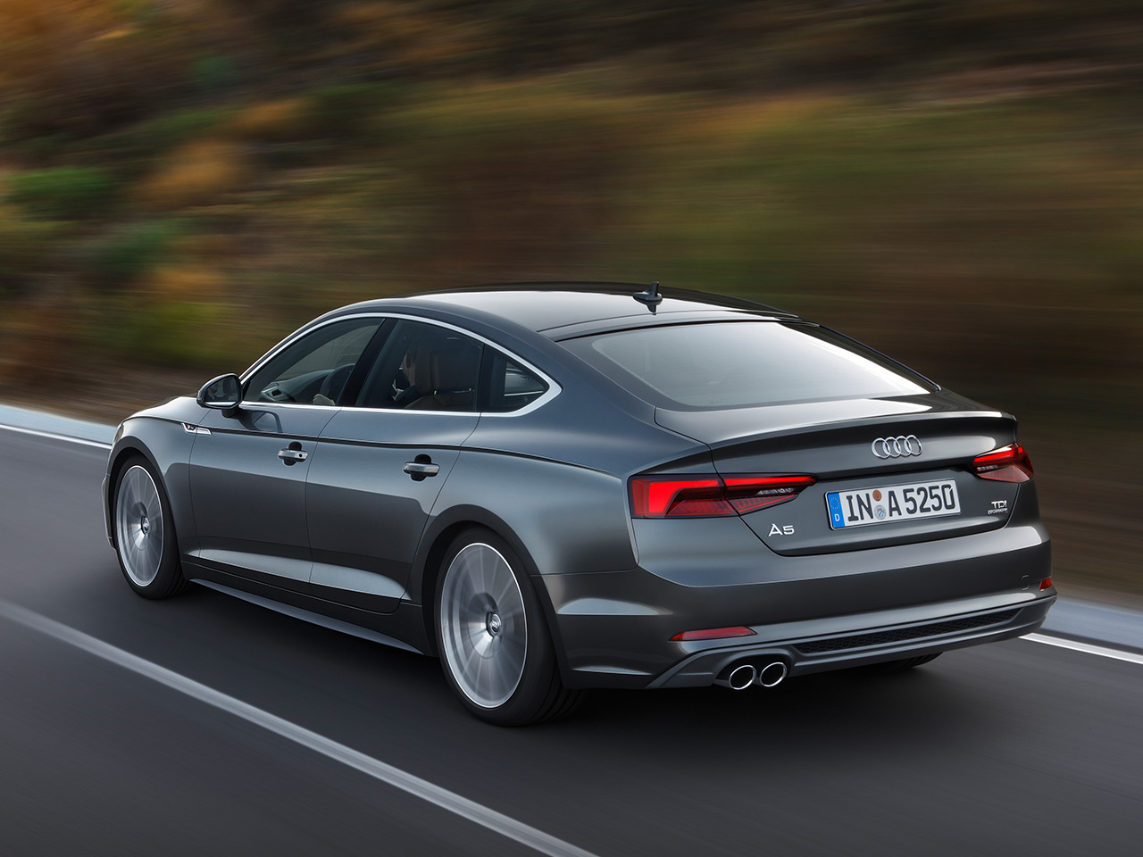 Audi A5 Sportback 2017 Preis Motoren Autozeitung De