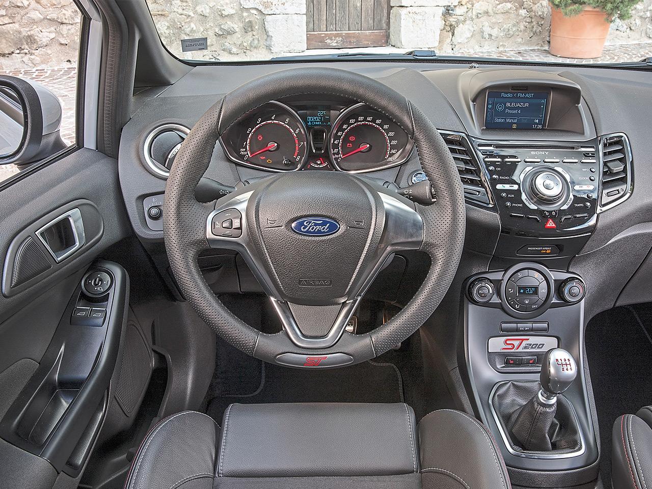 Ford Fiesta ST200: Test | autozeitung de