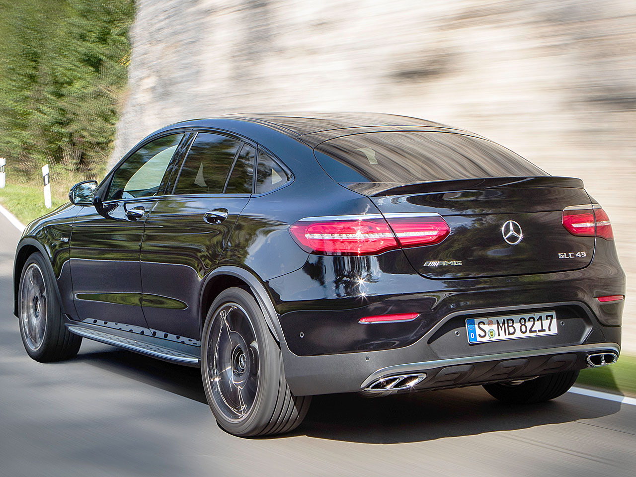 Mercedes Amg Glc 43 Coupé 2016 Preis Autozeitungde
