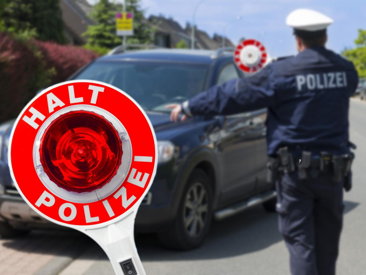 Rechte in der Polizeikontrolle