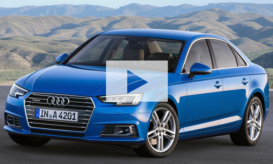 Audi-Modelle von A1 bis TT