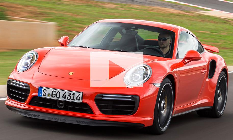 Das sind alle Porsche-Modelle