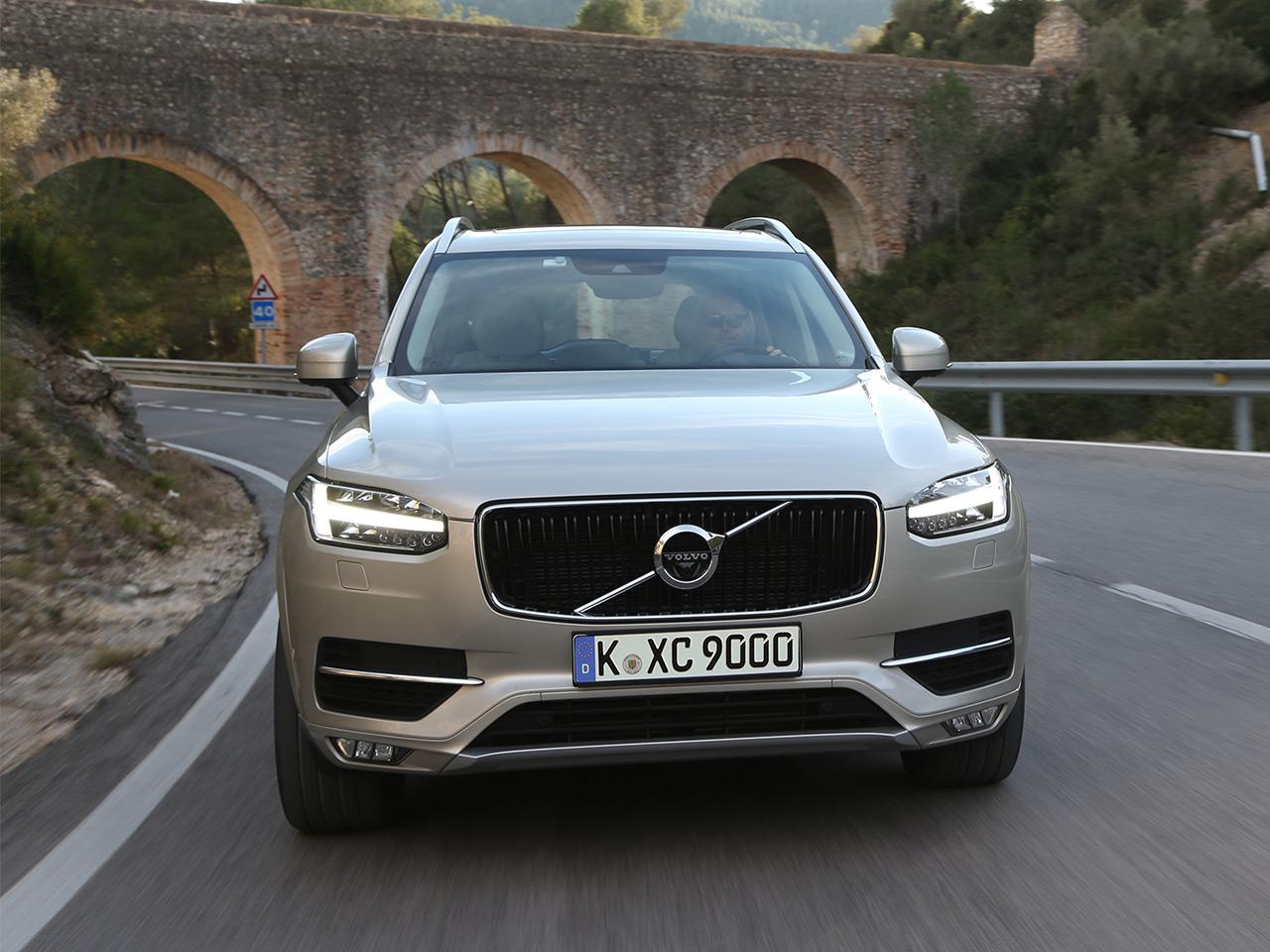 Volvo Xc90 D5 Test Autozeitungde