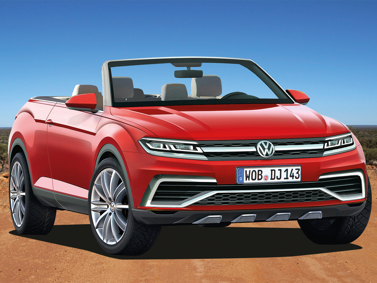 vw t roc cabrio 2018 erste fotos vom golf suv. Black Bedroom Furniture Sets. Home Design Ideas