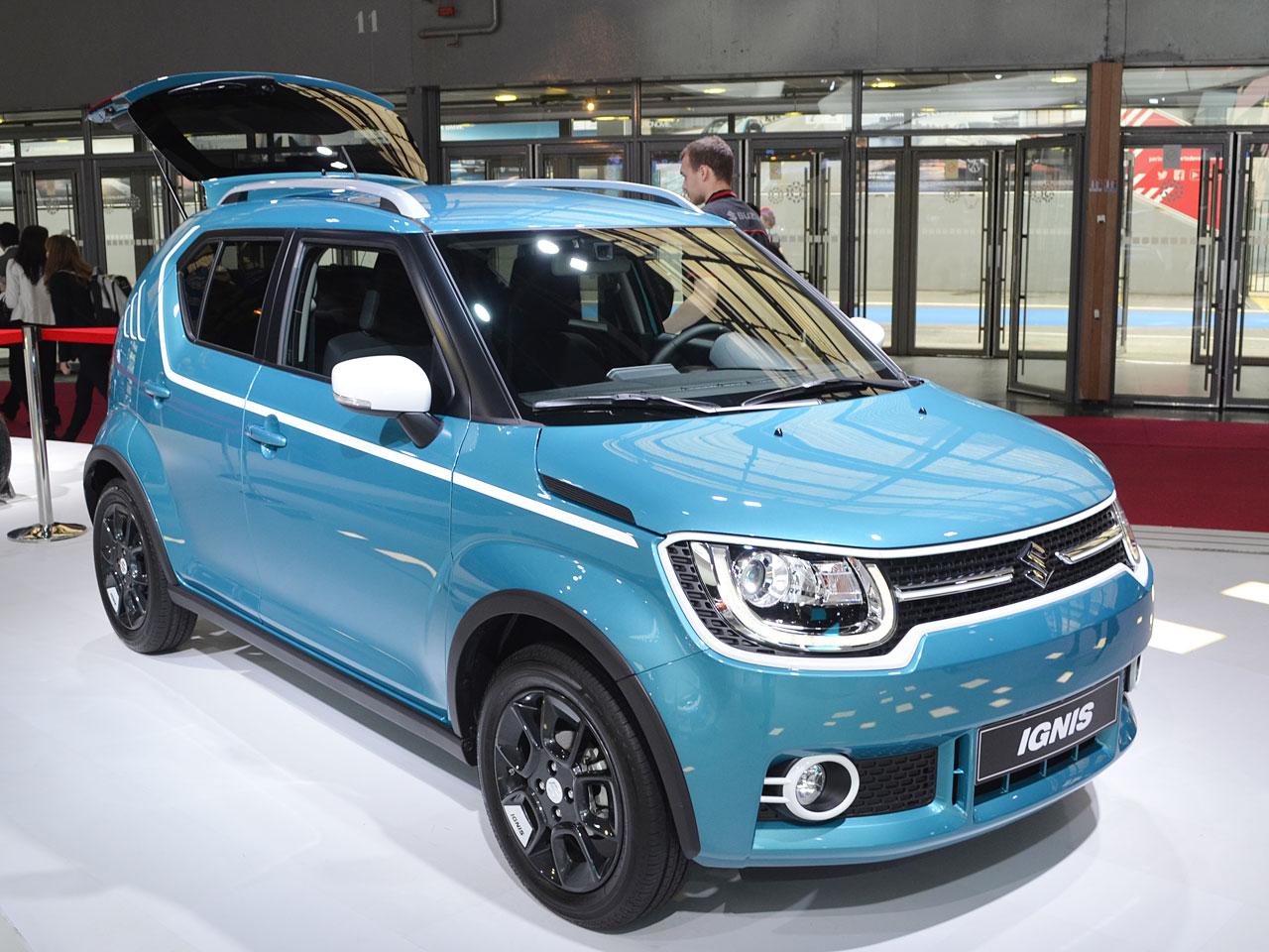 Suzuki Ignis Ab 11900 Euro