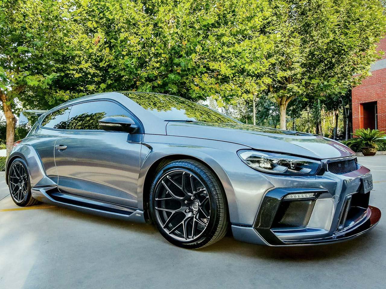 Vw Golf Gti Performance 2017 >> VW Scirocco R: Tuning von Aspec | autozeitung.de