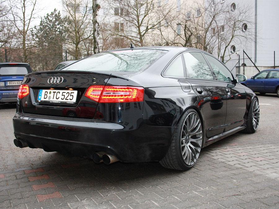 Audi A6s6 Typ 4f Tuning Von Tc Concepts Autozeitungde