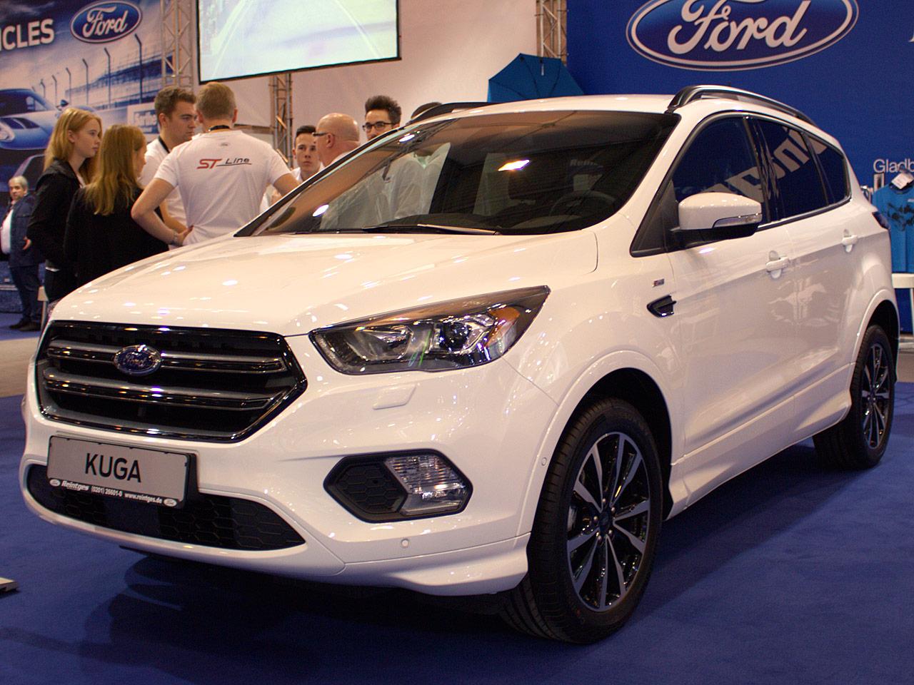Ford Kuga St Line Sportpaket Preis Autozeitung De