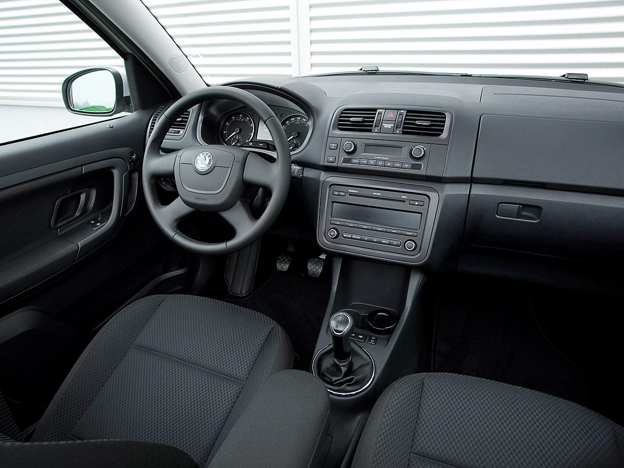 Skoda Roomster Gebrauchtwagen Kaufen Autozeitungde