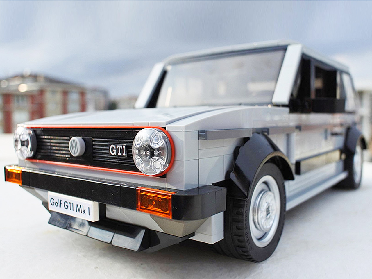 vw golf 1 gti lego bausatz update. Black Bedroom Furniture Sets. Home Design Ideas