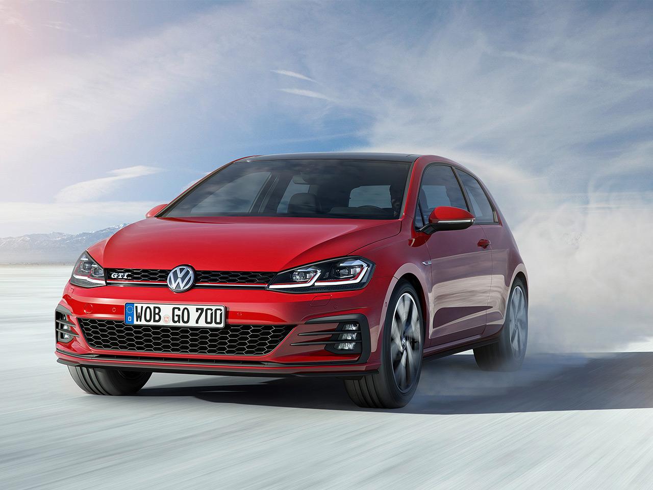 Golf 7 Preis >> Vw Golf 7 Gti Facelift 2017 Preis Motor Autozeitung De