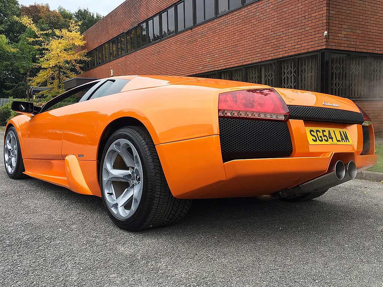 Lamborghini Murcielago Autozeitung De
