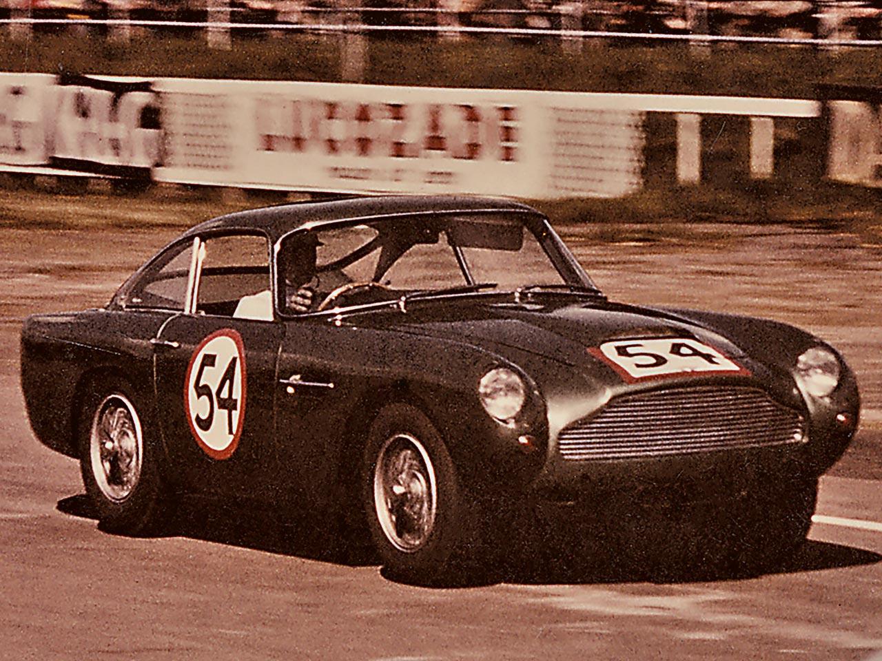 Aston Martin Db4 Gt Neuauflage Preis Autozeitung De