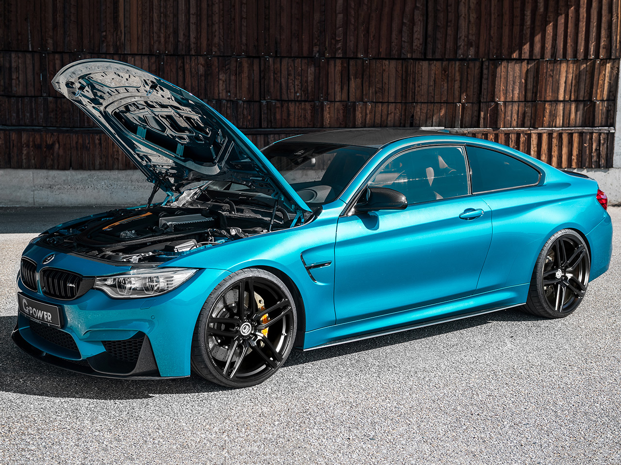 Bmw M4 Competition Tuning Von G Power Autozeitungde