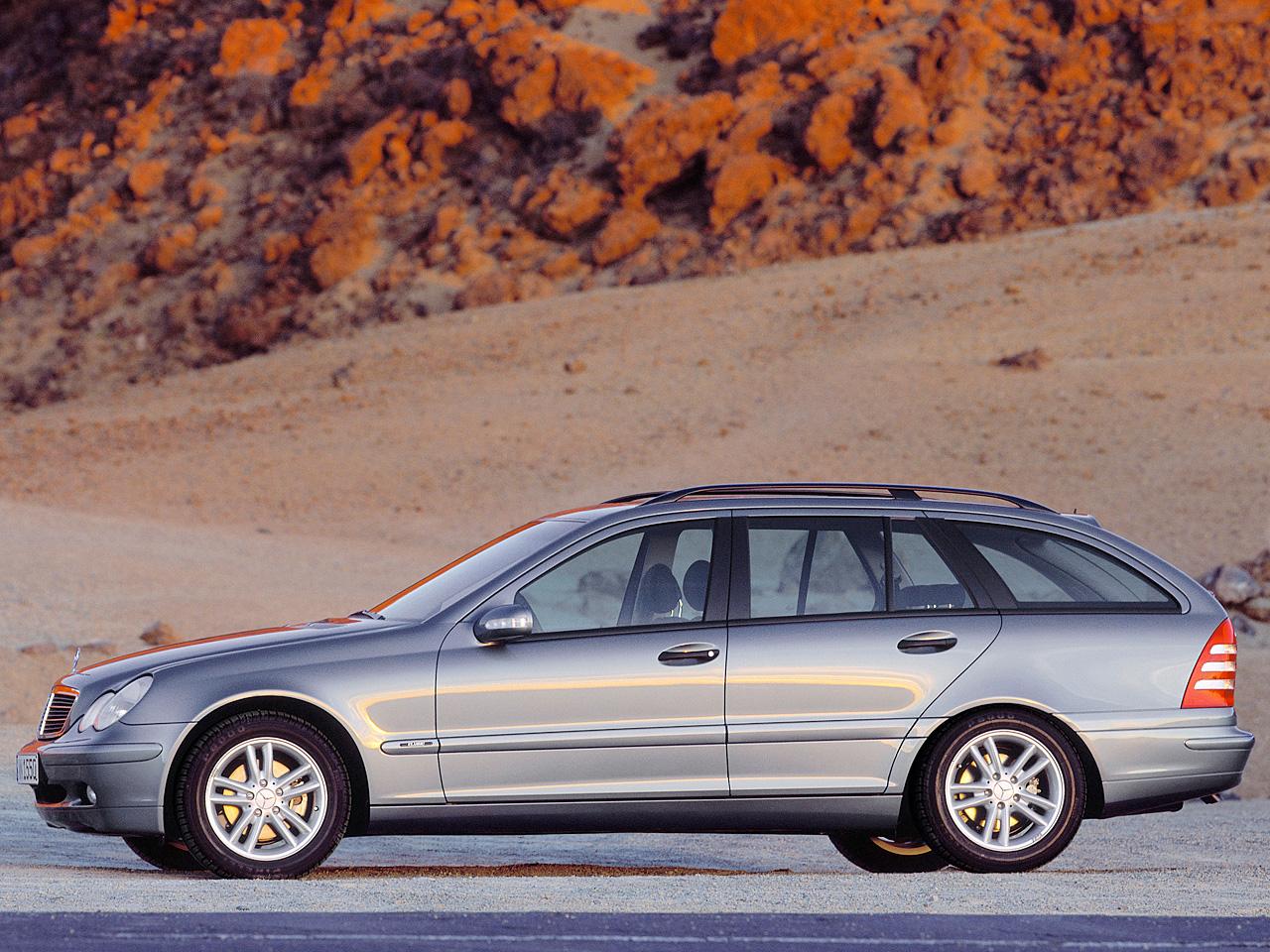 gebrauchtwagen test mercedes c klasse ab 2000 autobild de. Black Bedroom Furniture Sets. Home Design Ideas