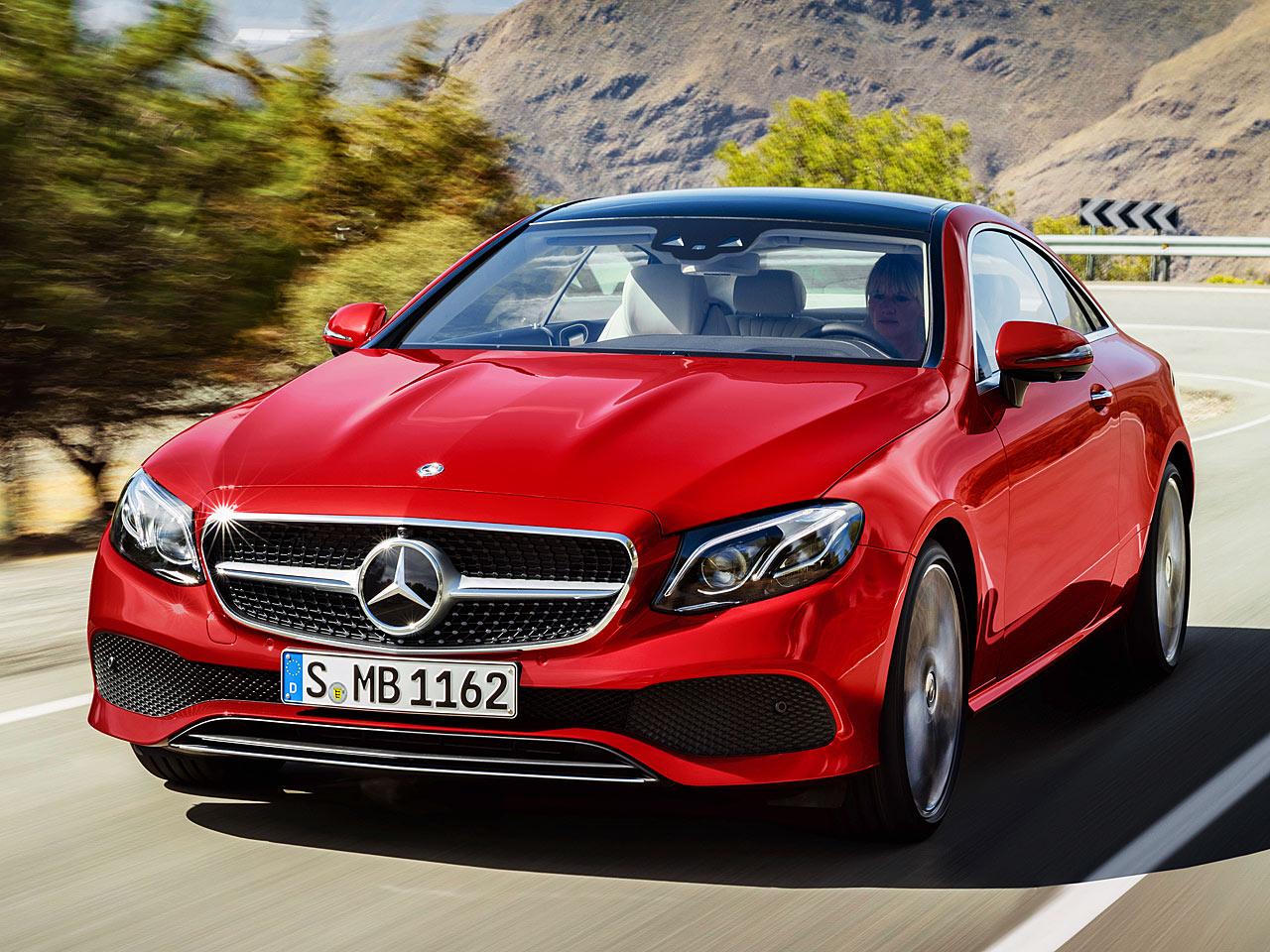 Mercedes E-Klasse Coupé (2017): Preis | autozeitung.de