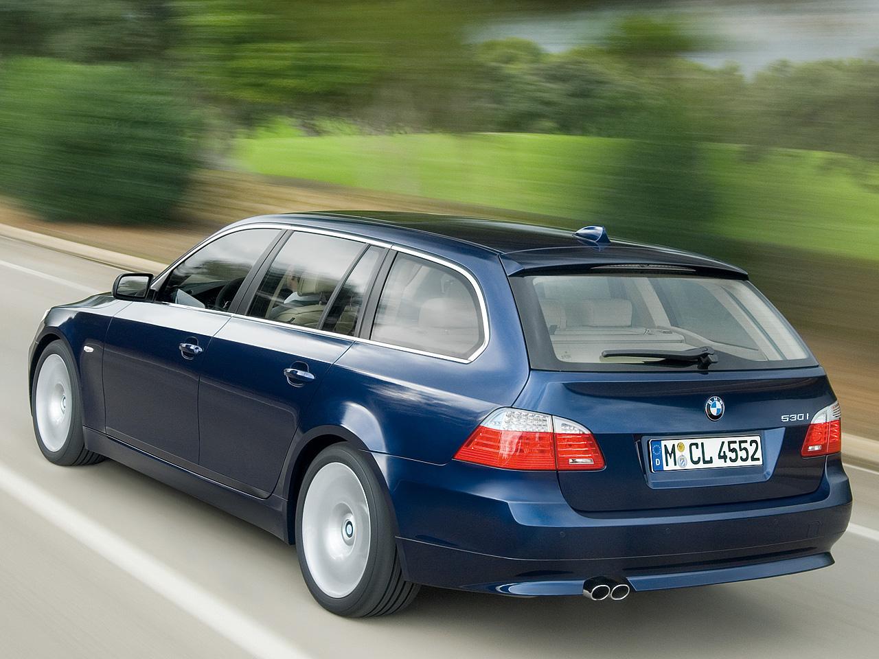 Bmw 5er E60f10 Gebrauchtwagen Kaufen Autozeitungde