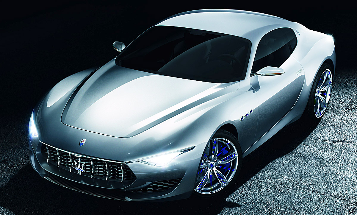2020 Maserati Alfieris Overview