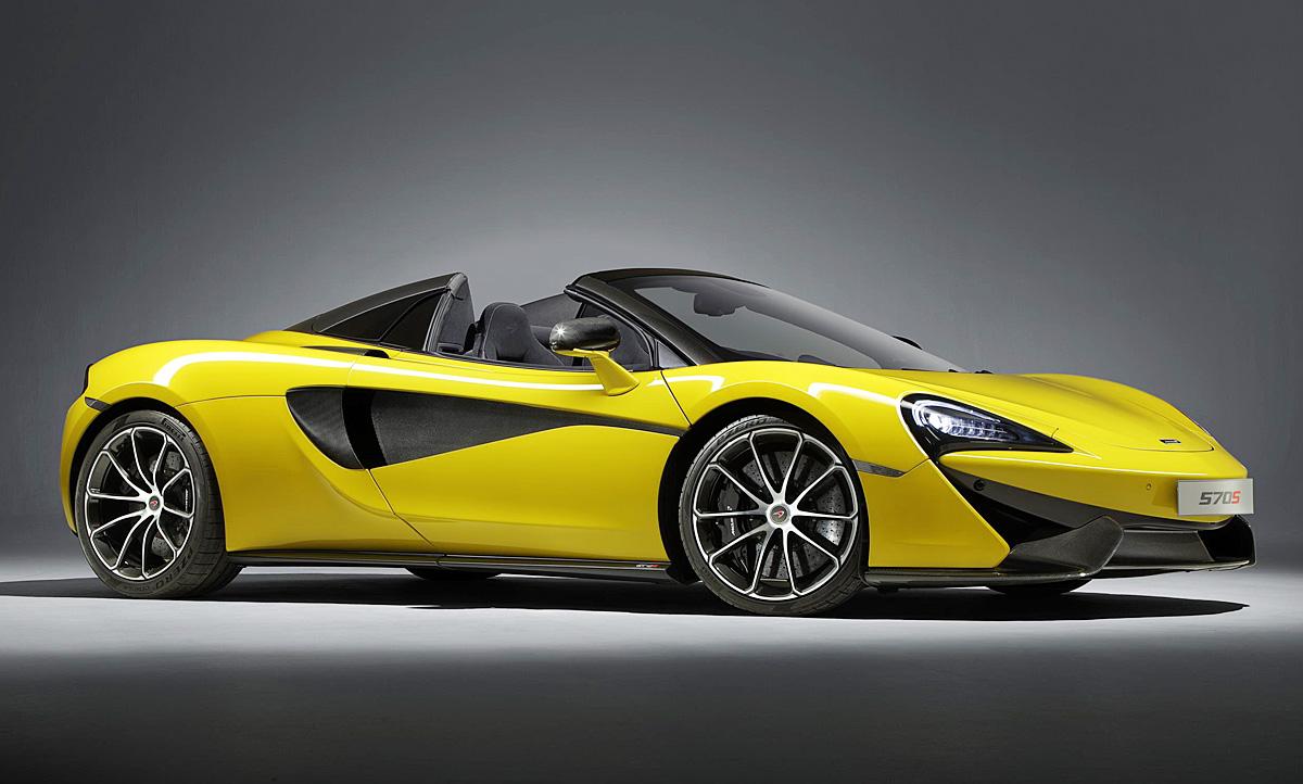 2020 McLaren 570S Coupe History