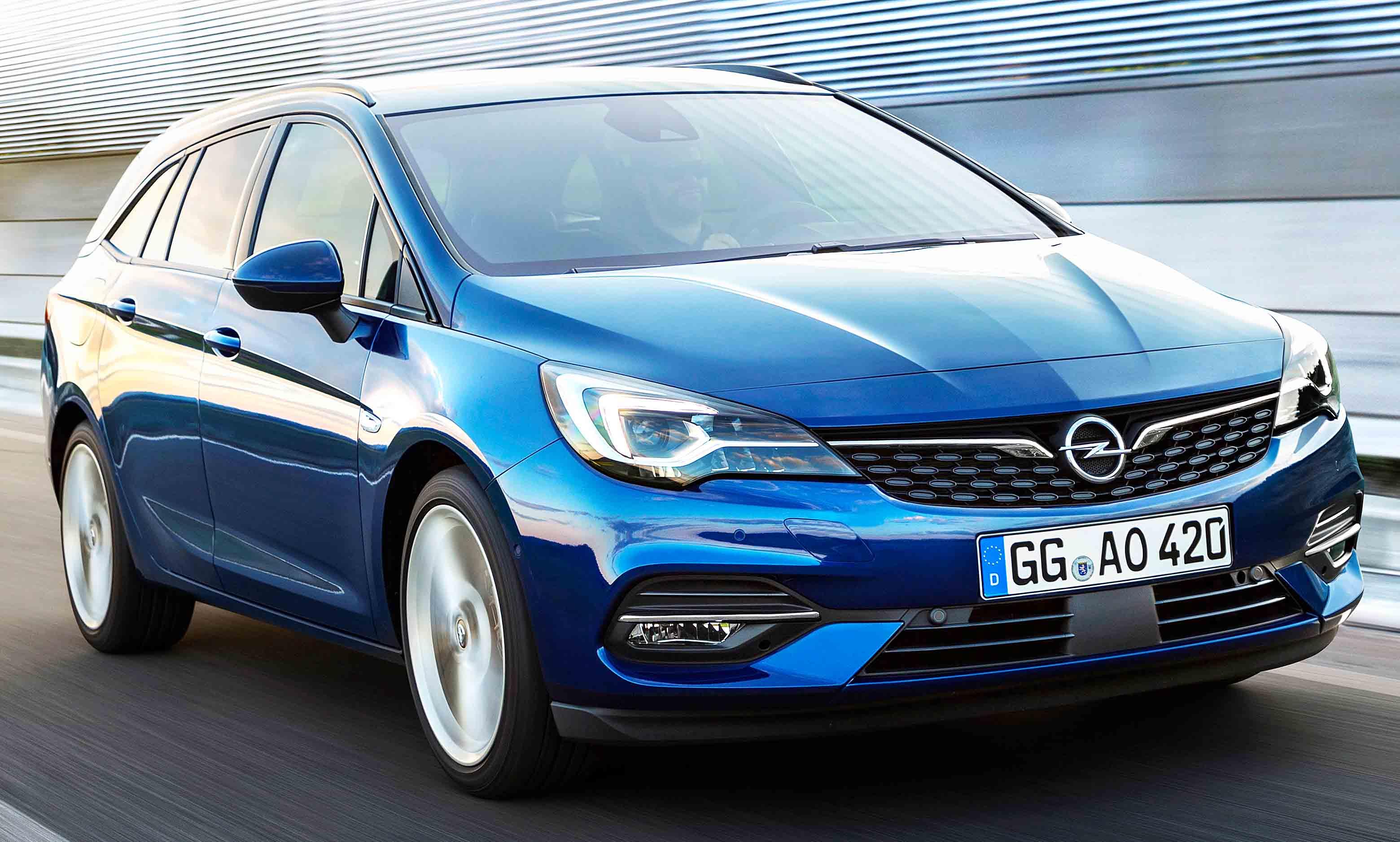 Opel Astra Sports Tourer Facelift 2019 Motoren