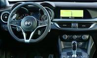 Neuer Alfa Romeo Stelvio (2017)