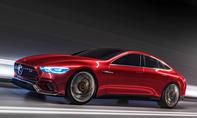 Mercedes-AMG GT Concept in Genf 2017