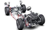 Antriebsstrang den Audi A8 (2017)