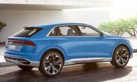 Audi Q8 Concept (2017)