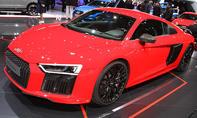 Audi R8 V10 plus (2015)