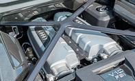Audi R8 V10 plus/Mercedes-AMG GT R