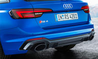 Audi RS 4 (2017)