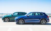 Neuer Audi SQ5 (2017)