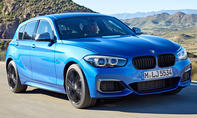 BMW 1er Facelift (2017)
