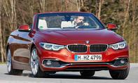 BMW 4er Cabrio Facelift (2017)