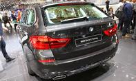 BMW 5er Touring auf dem Genfer Autosalon 2017